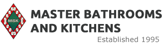 Master Bathrooms & Kitchens – Bathroom Renovations & Kitchen Renovations Logo