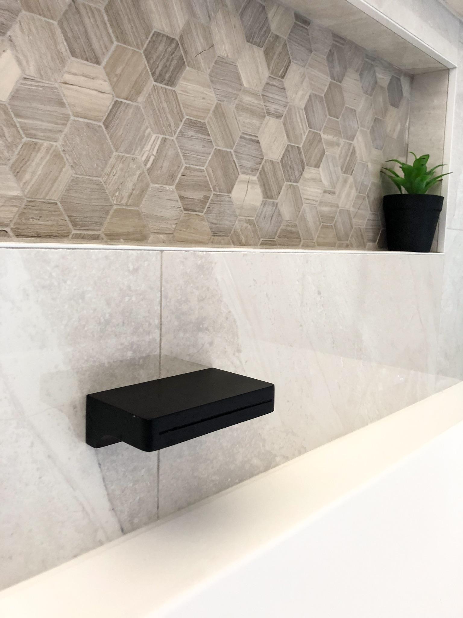 Main Bathroom Renovation Westleigh Timber Tiles