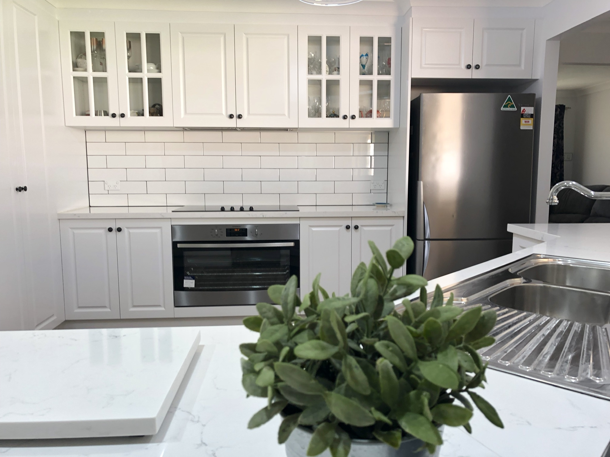 Stunning Hamptons style kitchen - kitchen renovation by Master Bathrooms & Kitchens