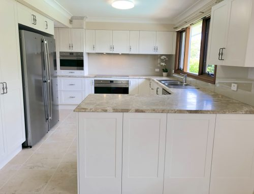 Kitchen Renovation Castle Hill – Marble Magic