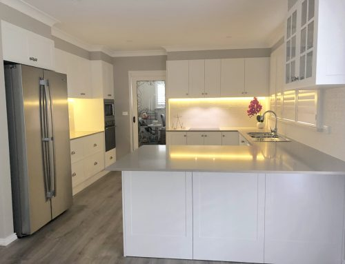 Kitchen & Laundry Renovation Westleigh