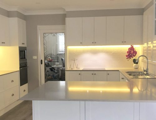 G Shaped Kitchens