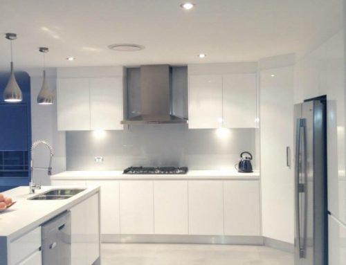 L Shaped Kitchens – Master Bathrooms & Kitchens