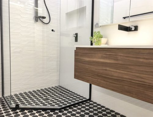 How to make your small bathroom appear larger