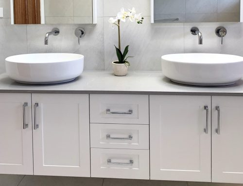 Custom Made Vanities – Bathroom Renovations