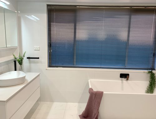 Main Bathroom Renovation Quakers Hill