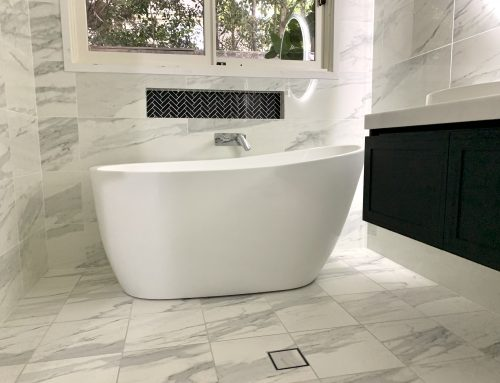 Main Bathroom Renovation Westleigh