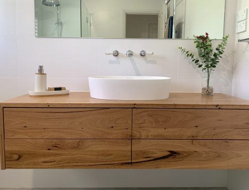 Create a Timeless Bathroom Design with a Touch of Timber