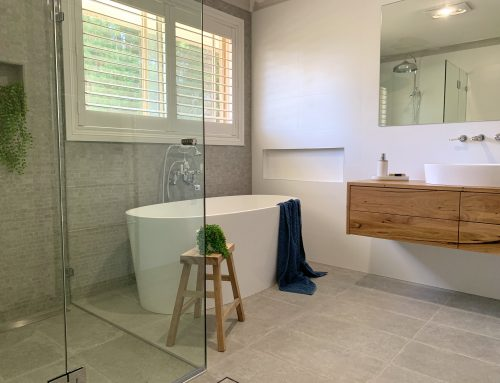 Main Bathroom Renovation Castle Hill – Solid Timber