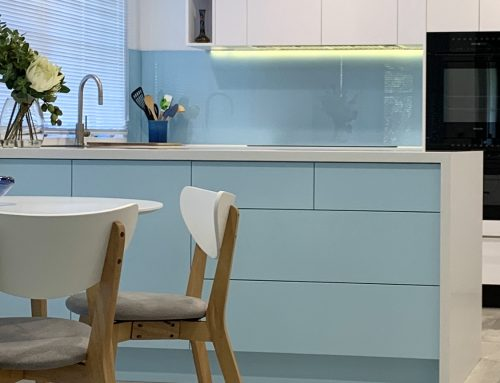 Two Tone Kitchen Cabinetry