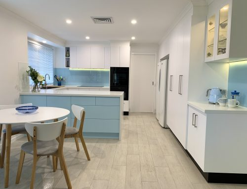 Kitchen Renovation Cherrybrook – Two Tone Cabinetry