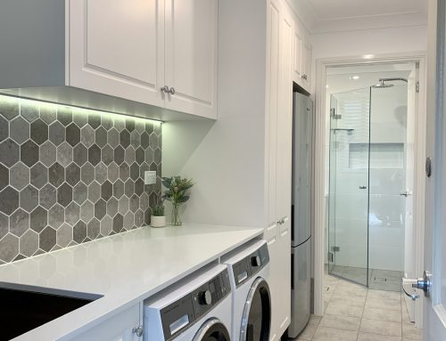 Planning your Laundry Renovation – Master Bathrooms & Kitchens