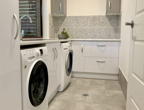 Laundry Renovation Glenhaven