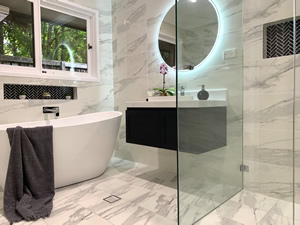 Master Bathrooms and Kitchens