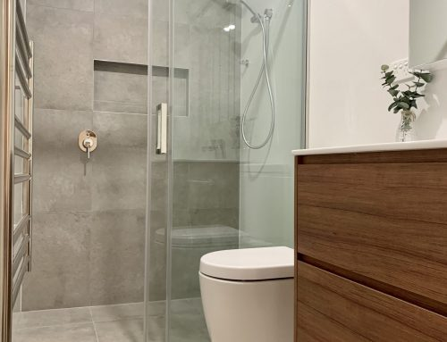 Thornleigh 3 Way Bathroom Conversion into 2 Separate Bathrooms – Master Bathrooms & Kitchens