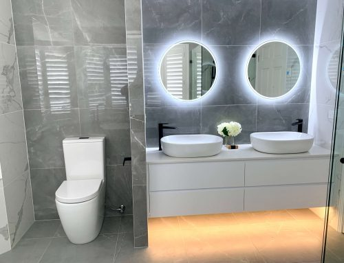 Feature & Function with Bathroom LED Mirrors – Master Bathrooms & Kitchens