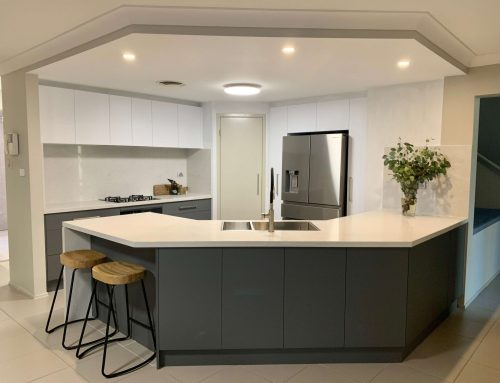 Kellyville Complete Home Renovation – Master Bathrooms & Kitchens