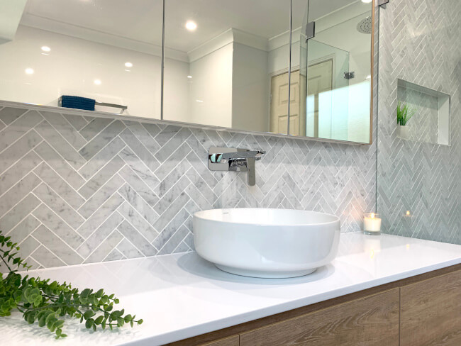 Main Bathroom Renovaiton